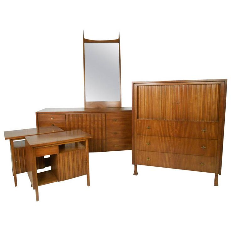 Best 89 Exquisite Mid-Century Modern Bedroom Furniture images on ...