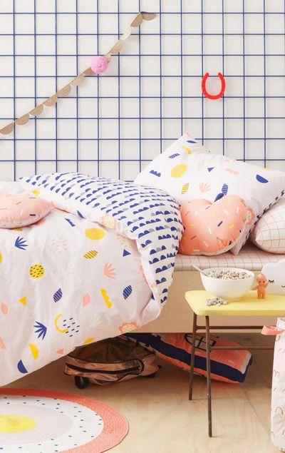 print & pattern blog - cotton : on kids. New season bedding 2016