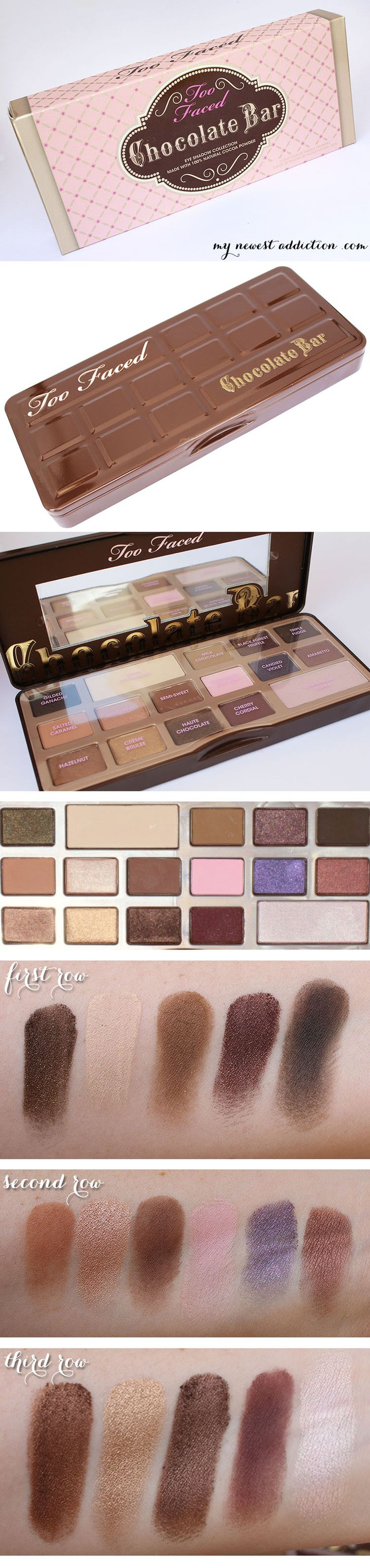 too faced chocolate bar giveaway http://www.mynewestaddiction.com/2014/06/summer-kick-giveaway.html
