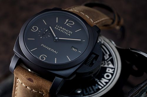 Love carbon watches