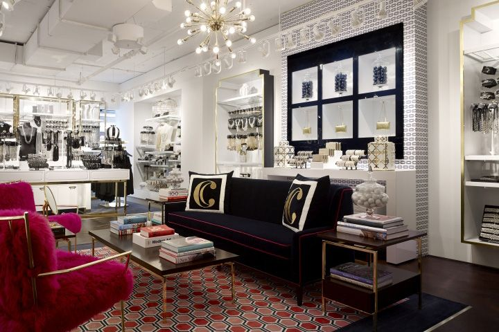 Charming Charlie, an accessories and apparel line for women, opened its first store in New York ...