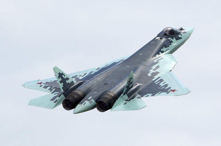 Sukhoi T-50-9 PAK FA