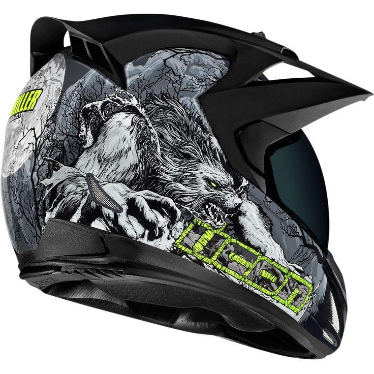 Icon Variant Thriller Helmet - Full Face - Helmets - Street - Canada's Motorcycle