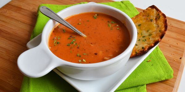 Томатный суп пюре: кулинарные итальянские рецепты
