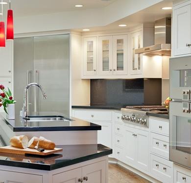 Kitchen with gaggenau appliances in san francisco - Kitchen appliances san francisco ...