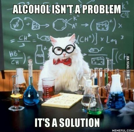 Truth about alcohol