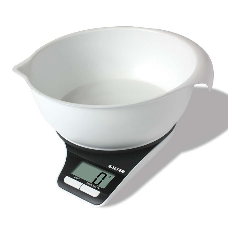 Salter Electronic Kitchen Scales | Dunelm