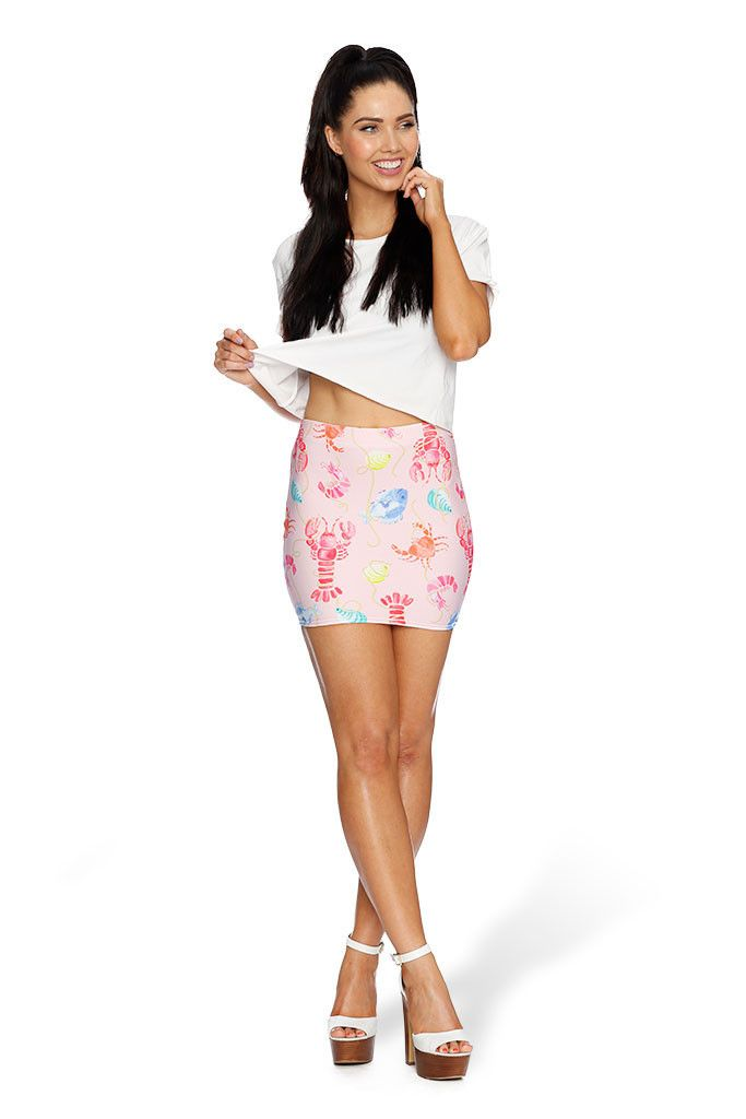 Escape From Marinara Pink Wifey Skirt - LIMITED M