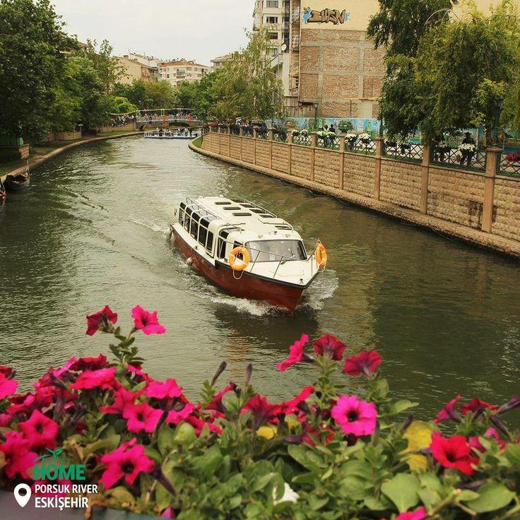 Чудові канали та атмосфера молодості Ескішехіру – це ще одна прихована перлина Туреччини!#TurkeysHiddenGems#Turkey #Homeof #Eskişehir