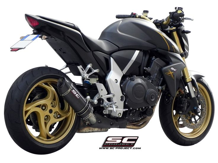 HONDA CB 1000R EXHAUST BY SC-PROJECT