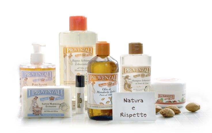 Cosmetici naturali - I Provenzali