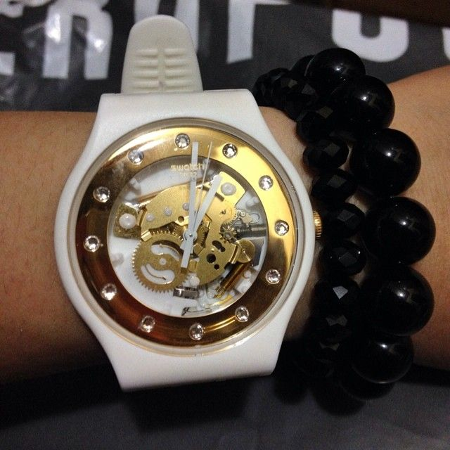 #SwatchMontre Swatches, Swatches Latepost, Baby Swatches