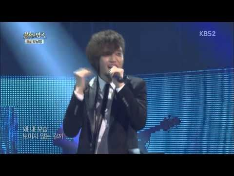 ▶ Niel (from Teen Top) and 100% - Missing You (Immortal Song 130622)