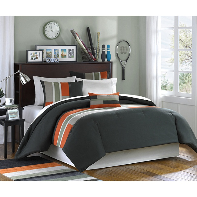 1000 Ideas About Grey Orange Bedroom On Pinterest: 1000+ Ideas About Orange Bedrooms On Pinterest