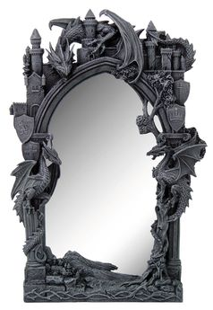 Second Life Marketplace - Gothic Mirror