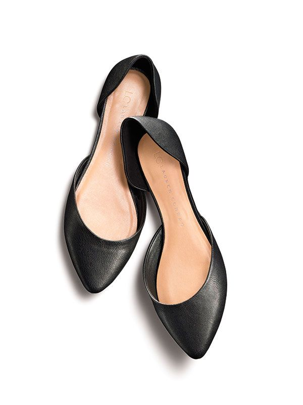 Good flats are hard to find. 20 somethings don't always think to look at department stores like Khol's, but these Lauren Conrad flats are cute and very chic. #winner