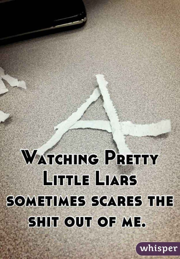 Pretty Little Liars First Book Cover ~ Best images about anonymous confessions on pinterest