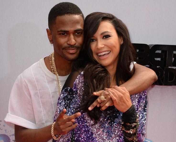Naya Rivera & Big Sean at the Bet Awards