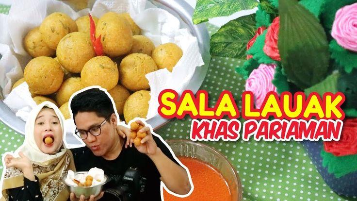 Resep dan Cara Membuat Salalauak Cemilan Khas Pariaman, Padang  #food #traditional #minang #recipe #recipeoftheday