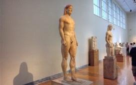 Εκρυψαν τα γυμνά ελληνικά αρχαία αγάλματα σε έκθεση στο Κατάρ!