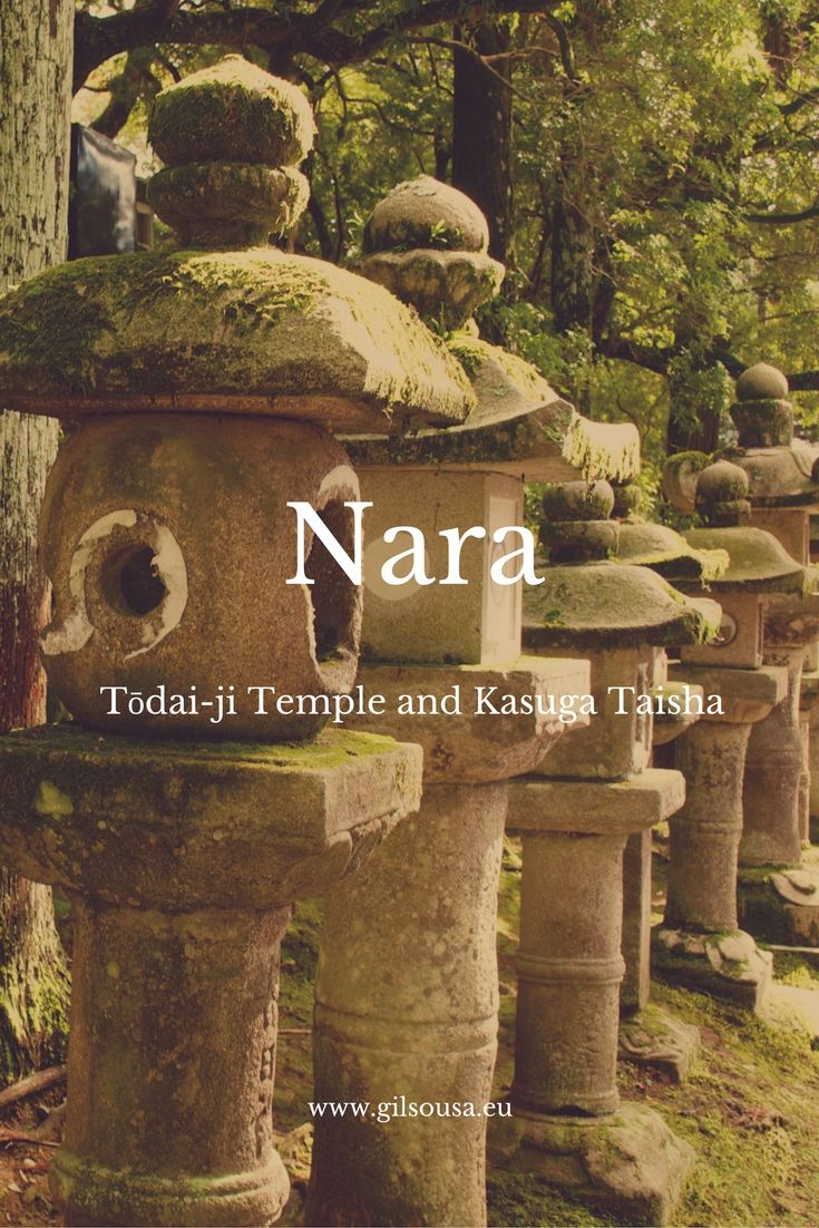 Tōdai-ji Temple and Kasuga Taisha
