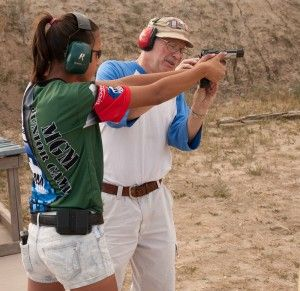 Peter Lessler shares the 6 handgun fundamentals you must know. - Corey