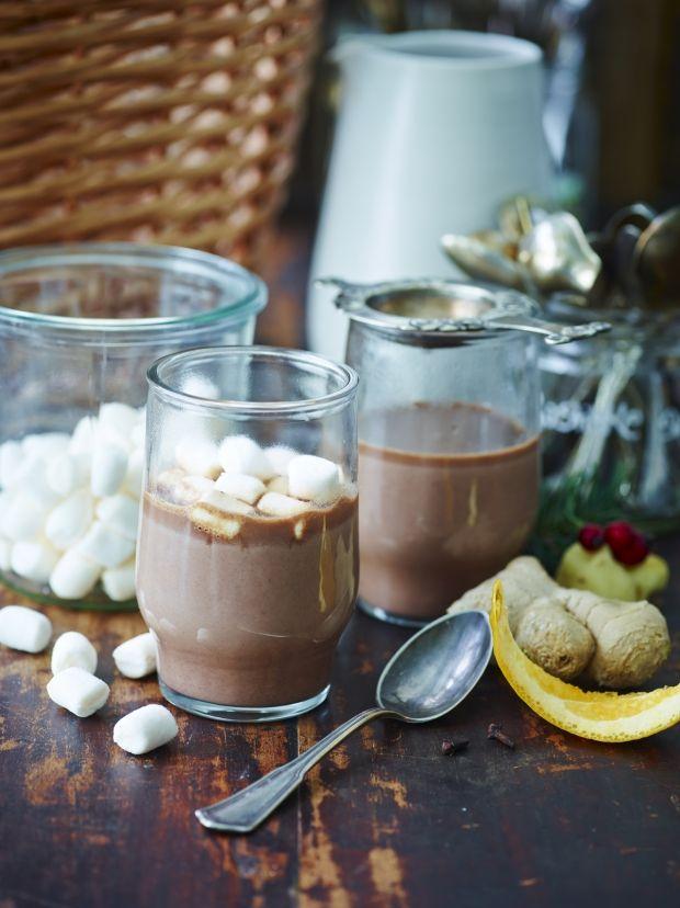 Varm chokolad –  favorit!