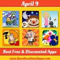 Great Free Apps for your Kids today - http://geni.us/1h6D ... a cute and original animal app; A learning app for young kids with visual impairment; A fun adventure game app to learn about the heart and healthy living; A TOP PICK Price Drop and a lot more! Have fun with apps!