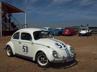 At Zwatrkops Raceway