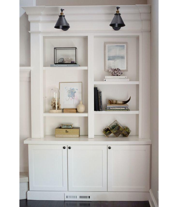 Een huis vol pinterestproof hoekjes huis pinterest hoekjes inbouwkasten en goud - Versieren haar badkamer ...
