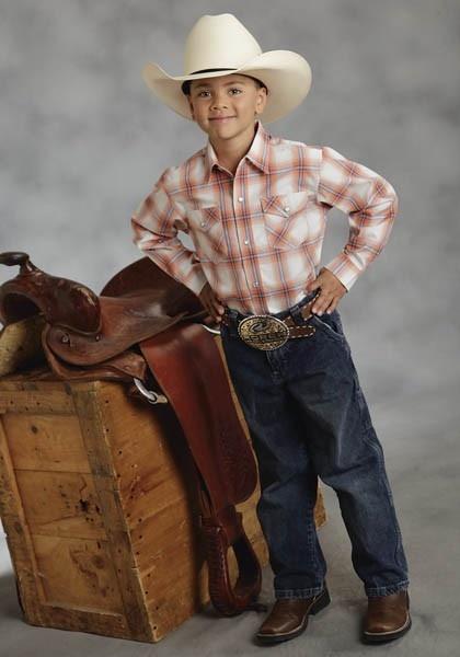 Stir Crazy : Boys Cowboy Shirt   Free Shippin on Boys ...