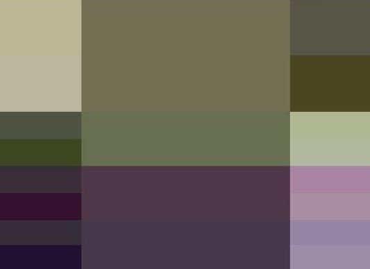 How to combine this color with others