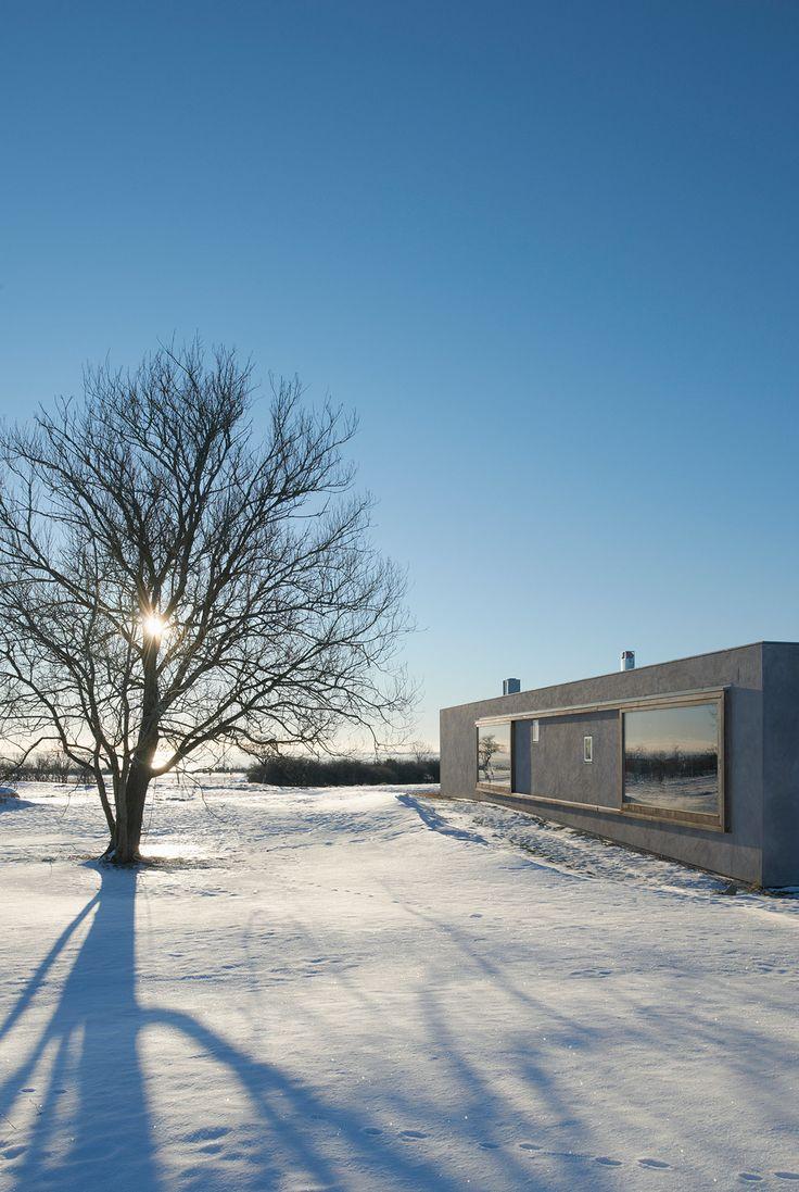 Dwell   Atrium House By Tham U0026 Videgård Arkitekter