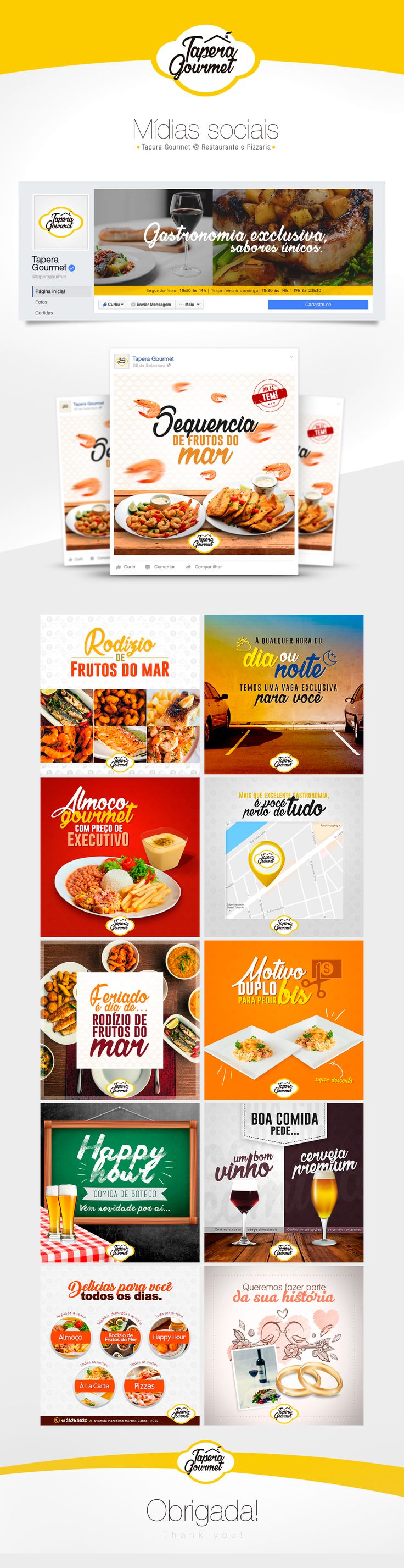 Tapera Gourmet @ Mídias sociais on Behance - Love a good success story? Learn how I went from zero to 1 million in sales in 5 months with an e-commerce store