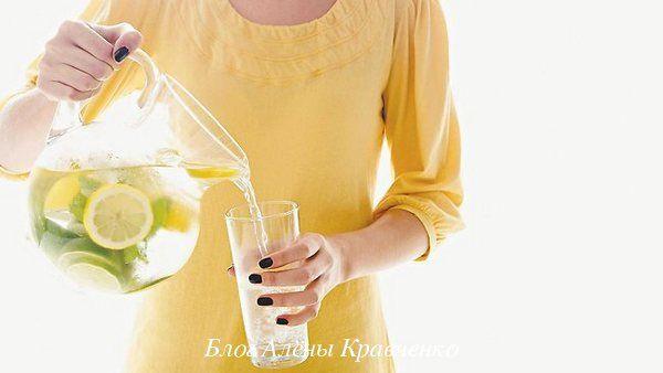 Вода с лимоном. Польза. Противопоказания. Чем полезна вода с лимоном. Как приготовить. Как пить воду с лимоном. Лимонная вода.