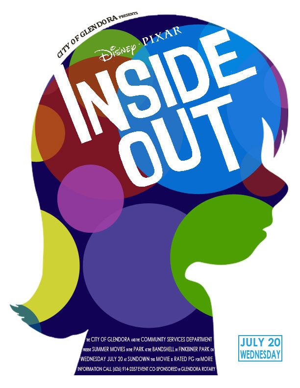 2016 Summer Movie in the Park | Inside Out