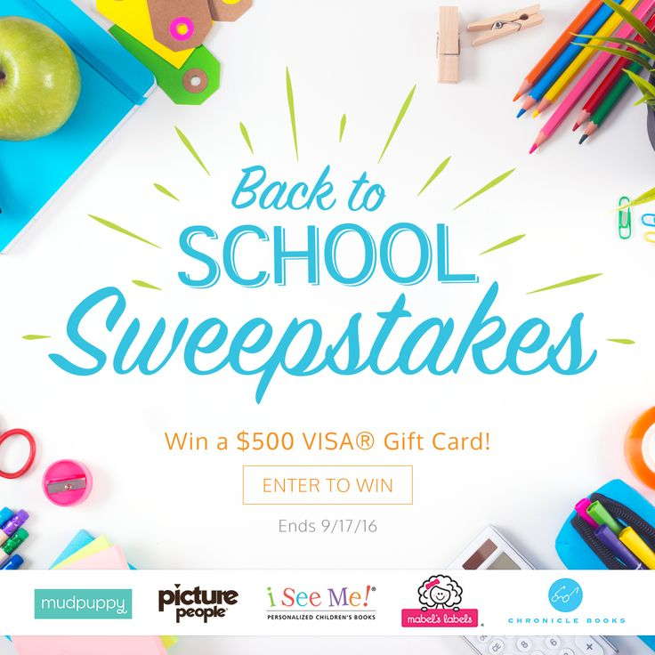 Enter For Your Chance To #win A $500 Visa Gift Card! We