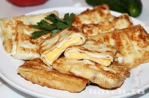 Гренки из лаваша с сыром, zakuski buterbrody tosty sendvichi