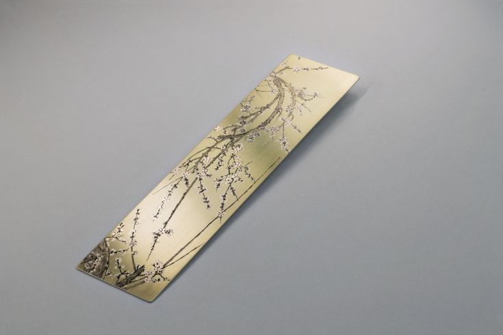 Incredible hand-carved silver bookmarks that tell stories of magic, art, literature and nature | Creative Boom