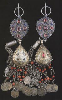 Giselle Padoin: Bijoux du Maghreb