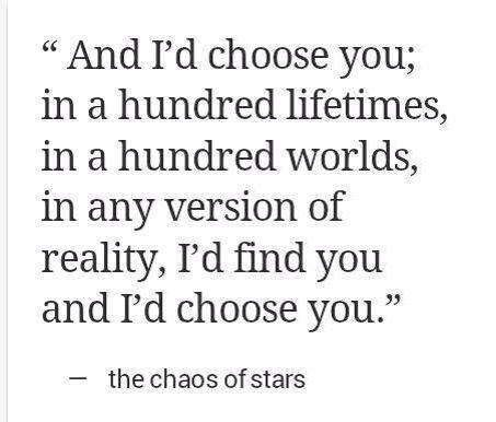 -the chaos of stars
