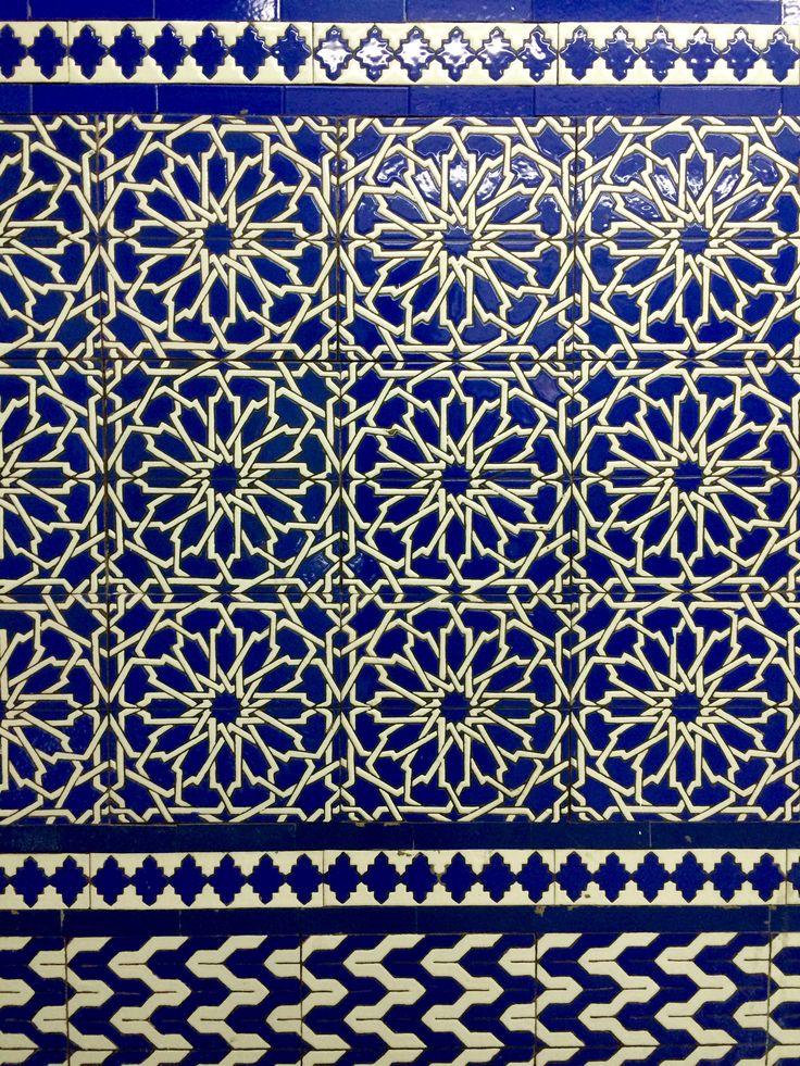 Pattern en el Subte #tiles #pattern #decor #wall