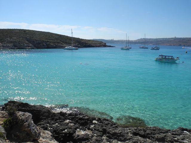 Blue Lagoon de #comino #malte