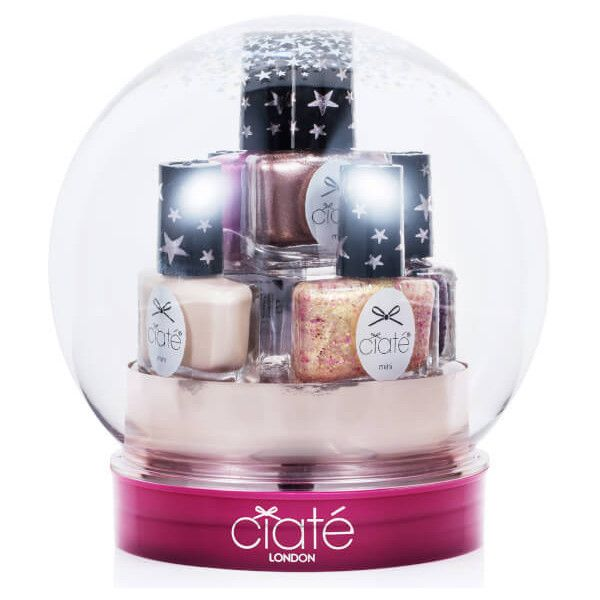 Ciaté London Snow Globe ($30) ❤ liked on Polyvore featuring beauty products