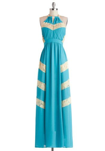 Riviera Dinner Date Dress, #ModCloth