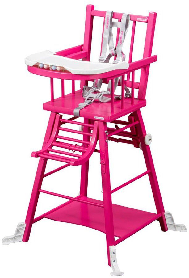 COMBELLE Pink High Chair - only $121.92
