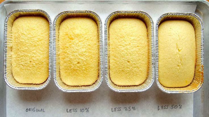 How to reduce sugar in cake King Arthur Flour in 2020