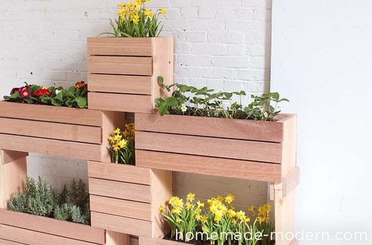 17 best images about interiors outdoor room garden for Vertical garden planters diy
