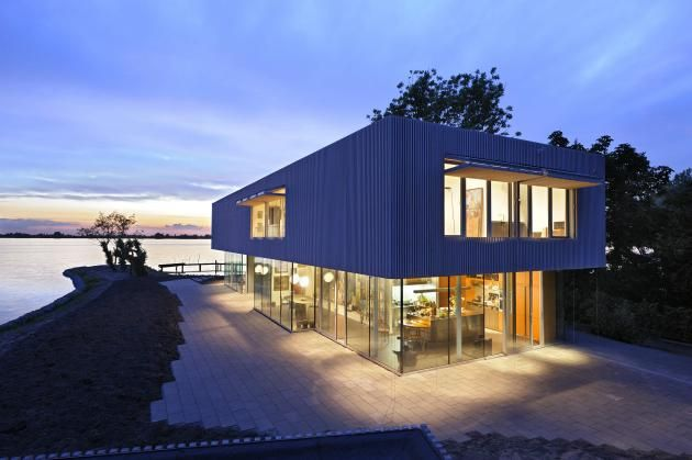 Villa Röling by Paul de Ruiter | CONTEMPORIST