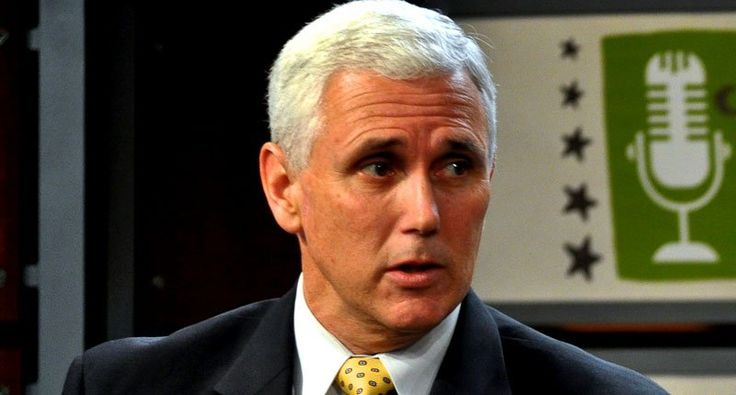 ACLU sues Indiana governor Mike Pence for refusing to resettle Syrian refugees.